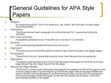 research paper format headings  paper formatting