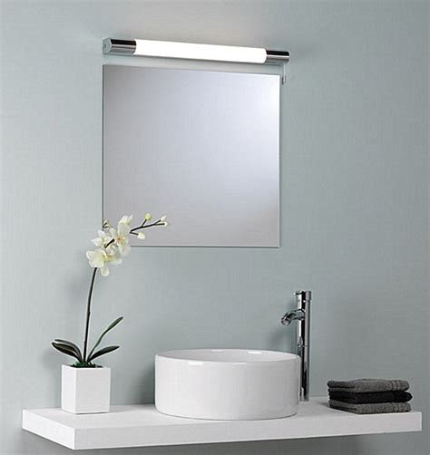 bathroom mirror with lighting modern bathroom and vanity lighting solutions