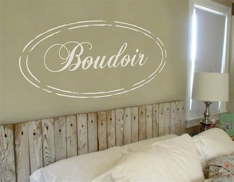 shabby chic wall stickers shabby chic boudoir vinyl wall sticker contemporary wall