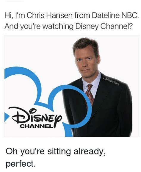 Chris Hansen Meme - 25 best memes about im chris hansen im chris hansen memes