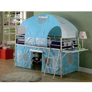 Bunk Bed Tents For Boys Junior Loft Beds Boys Tent Loft Bunk Bed 460201 Co Nationalfurnishing