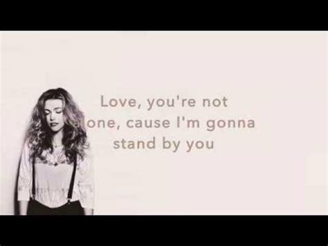 youtube rachel platten stand by you charlie puth one call away lyrics youtube music lyrics