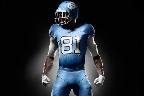Unc Search Carolina Unveils New Football Uniforms Si