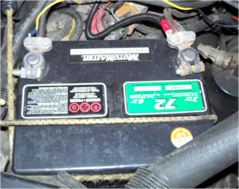 what color is positive on a battery how to boost a car battery tipnut