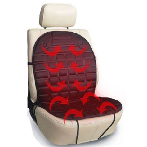 3d Seat Cushion Volcanic Glass 12v heated car seat cushion cover seat heater warmer winter household cushion cardriver