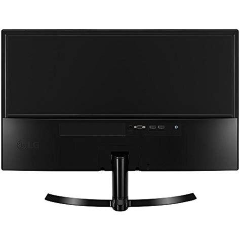 Monitor Lg Hdmi lg 27 hd ips dual hdmi gaming monitor 27mp59ht p
