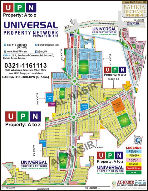 orchard map bahria orchard phase 4 map bahria orchard phase 4 lahore