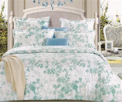 Mint Green Duvet Set Serrano Aqua Mint Green White Grey Queen Quilt Doona Duvet