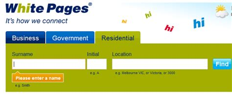 White Pages Address Australia How To Stalk Find In Australia How To Find Someone S Name Address And