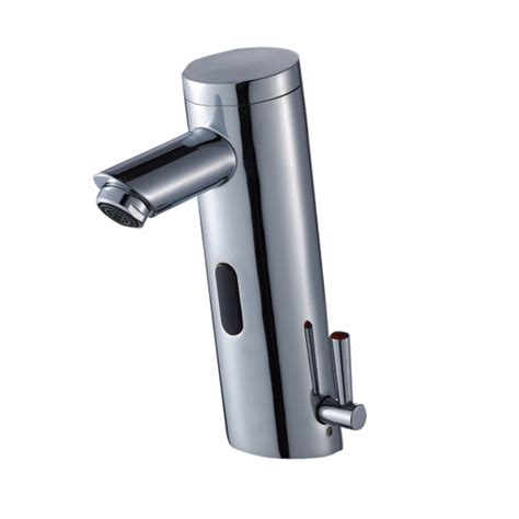 temperature adjustable mix water automatic faucet th 4014
