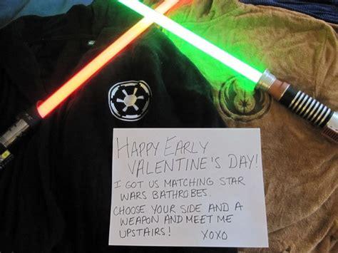 Star Wars Valentine Meme - awesome star wars valentine gift geektyrant
