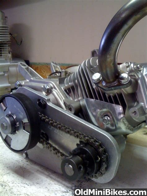 doodlebug mini bike performance jackshaft kit doodlebug performance jackshaft page 4
