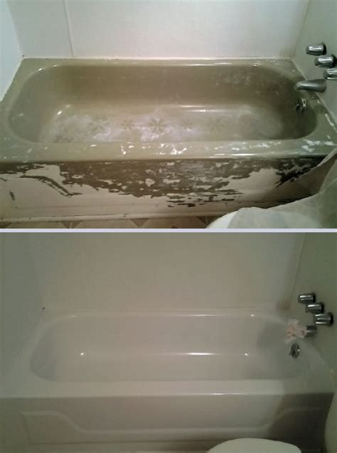reglaze bathtub yourself bathtub refinishing angies list