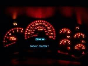 03 chevy instrument cluster autos post