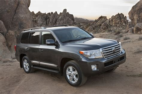 Land Crusier Toyota 2016 Toyota Land Cruiser Leaked Again