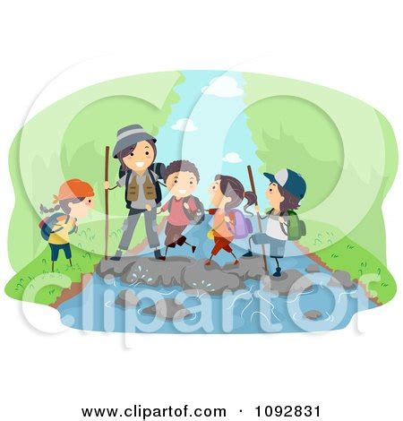 Family Crossings The Happiest Family Place by Royalty Free Crossing Illustrations By Bnp Design Studio