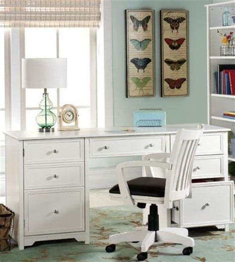 home decorators collection furniture i love pinterest oxford executive desk 30 5 quot hx63 quot w white by home