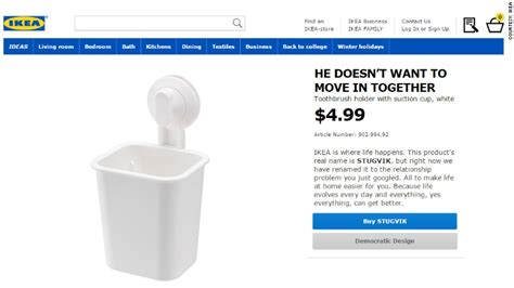 ikea product names ikea renames products after your secret anxieties dec 9