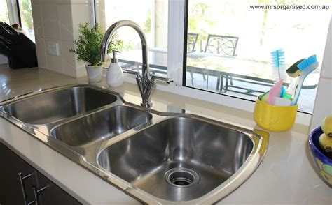 maintain the plastic kitchen sinks how i keep my kitchen sink clutter free