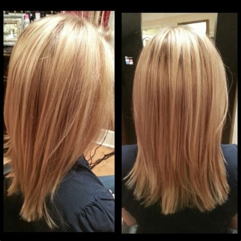 tutorials for putting lowlights in blonde hair blondes good for me and do want on pinterest