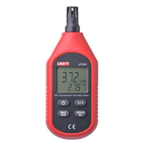 Termometer Air Digital by Lcd Digital Thermometer Hygrometer Air Temperature