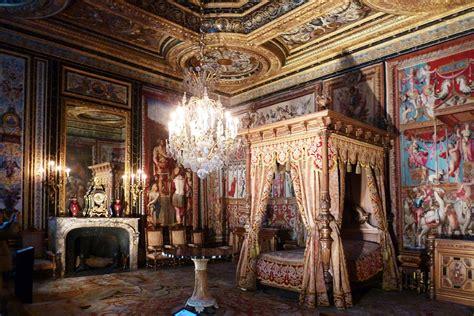 Schloss Fontainebleau Schlafzimmer Foto Bild Europe