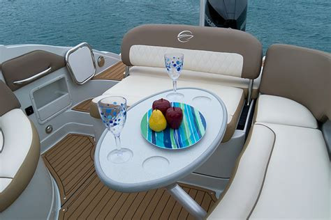 crownline boat table crownline e 255 xs nationally advertised price model