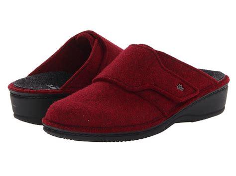 finn comfort slippers finn comfort andermatt bordo cassis women s clog shoes