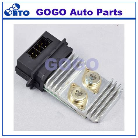 how to replace heater resistor renault megane high quality heater blower motor fan resistor for renault megane scenic mki 96 03 7701040562