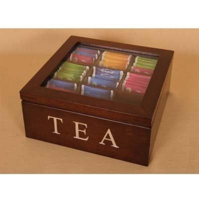 wooden window boxes for sale mdf wood tea box mahogany color glass window 9