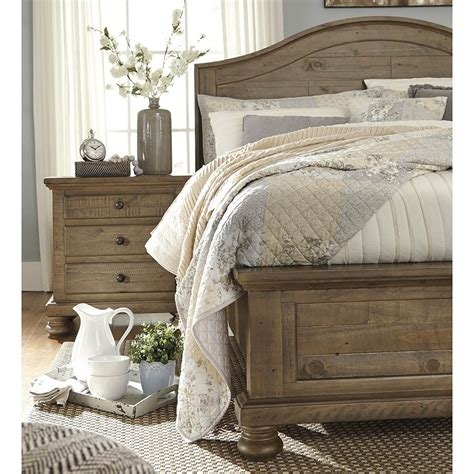 Trishley Bedroom Set by Trishley Bed Frame Furniture Farm House