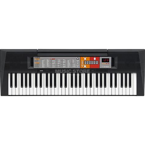 Les Keyboard Di Yamaha Yamaha Psr F50 Portable Keyboard