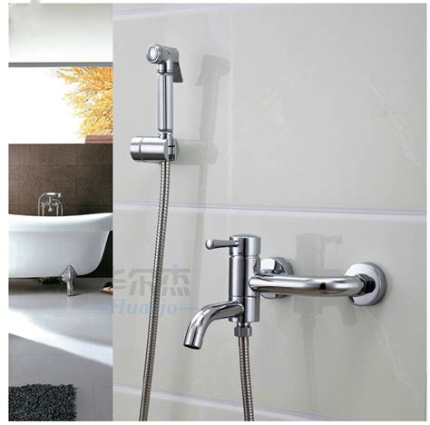 bidet shower aliexpress buy bidet shower mixer bidet syringe