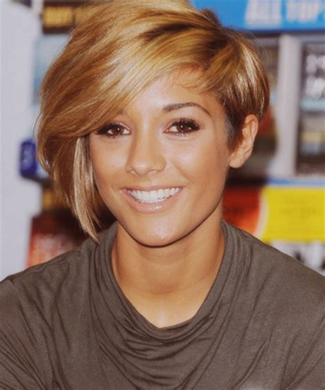 medium haircuts one side longer than the other celebrity short hair pictures short hairstyles 2016
