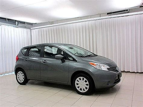 dark grey nissan versa 2016 nissan versa incredible deal just reduced note sv