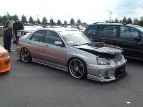 Subaru Aftermarket Parts 2009 Subaru Impreza Wrx With Subaru Performance Tuning Spt