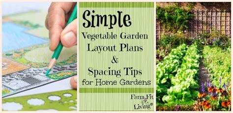 best vegetable garden layout