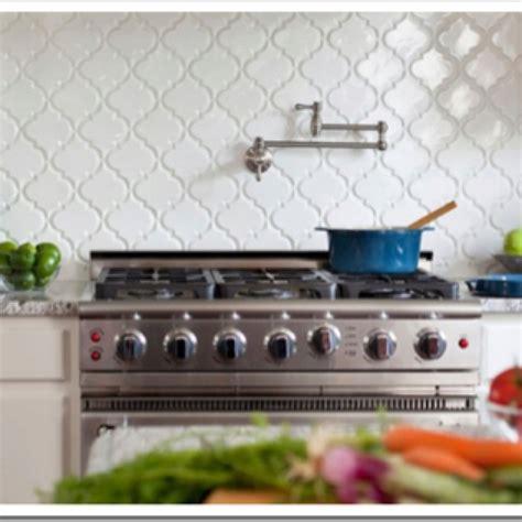 Backsplash Kitchens Beveled Lattice Tile Backsplash Kitchen Remodel