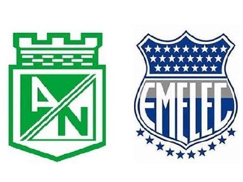 emelec es mejor deportes imagenes im 225 genes atl 233 tico nacional vs emelec en vivo por la copa