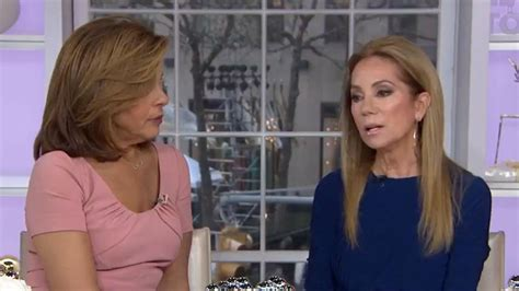 kathie lee gifford on today show kathie lee gifford is grappling with matt lauer s today