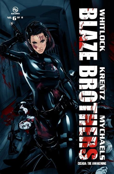 awaken me the brothers volume 6 books comics blaze brothers issue 6 cicada the awakening