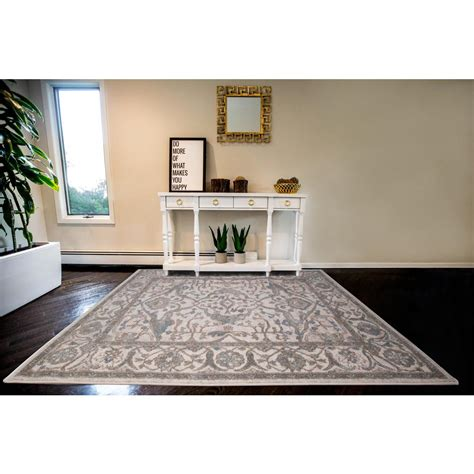 home dynamix bazaar luminous ivory 7 ft 10 in x 10 ft 2
