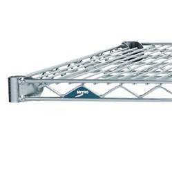 metro 1436ns erecta stainless steel wire shelf 14
