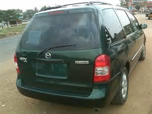 2000 model mazda mpv clean forsale autos nigeria
