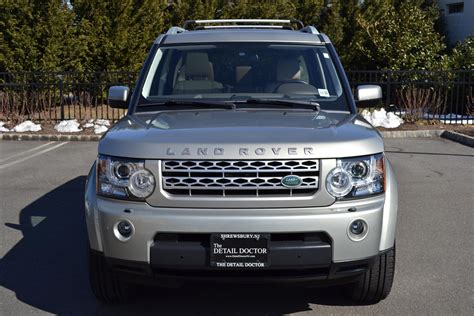luxury land rover 2011 land rover lr4 hse luxury pre owned