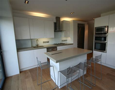 kitchen island units uk louis baker construct kitchens highbury 2008