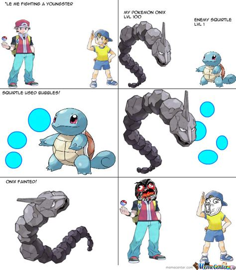 Pokemon Logic Meme - pokemon logic by 8mislav meme center