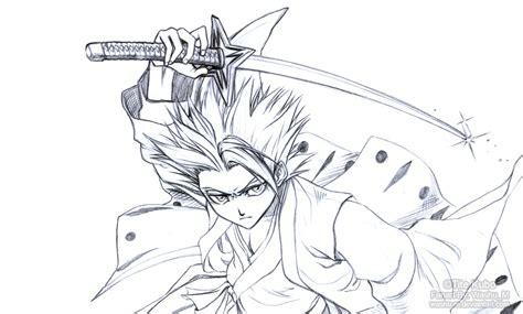 Washu Sketches by Hitsugaya Toshiro Sketch By Washu M On Deviantart