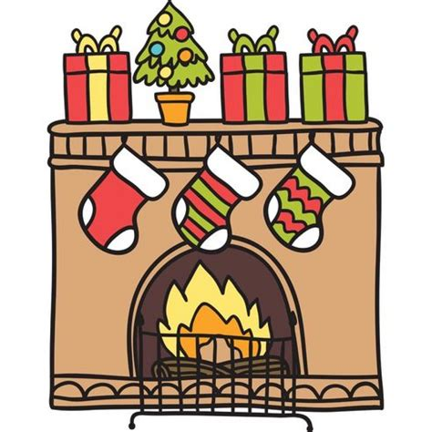 Fireplace Graphic by Free Vector Free Fireplace Vector 34538