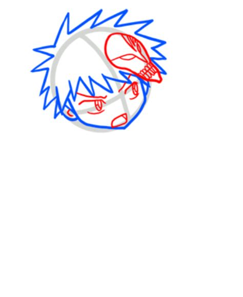 cara menggambar chibi ichigo part 1 goyang pensil